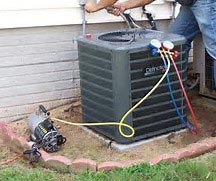 Air Conditioner Maintainence